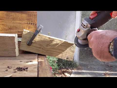 Graff Termit Angle Grinder Cutting Blade for Wood