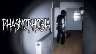 Phasmophobia ► КООП-СТРИМ #3