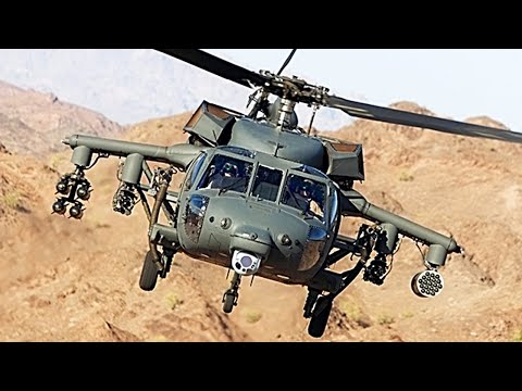 Astonishing HD+ Video Of Black Hawk Helicopter's Flight Operations