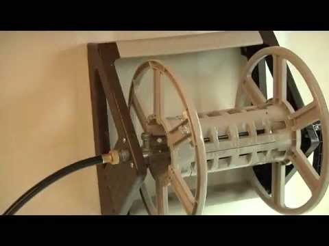 Ames® NeverLeak® Wall Mount Hose Reel Assembly Video