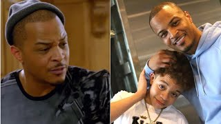 Download HEARTBREAKING! Rapper T.I. Burst Down In Tears & Shares Sad News About His Son King Harris.