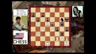 GM Larry Christiansen vs. Chessmaster 9000 (September 2002) - Great Chess