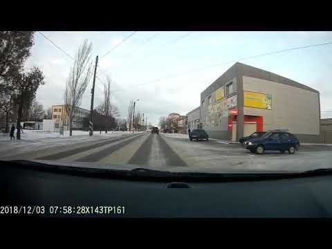 Цимлянск в начале декабря 2018 года