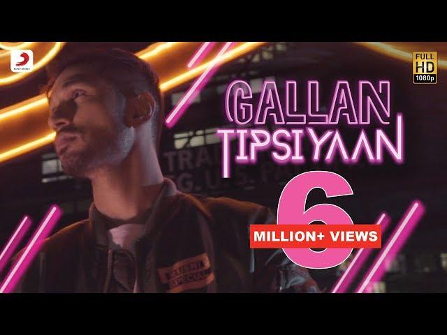 Gallan Tipsiyaan - Arjun Kanungo | Official Music Video | Latest Hit Song 2017