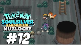 Pokemon SoulSilver Randomizer Nuzlocke Challenge | Part 12