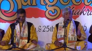 Pt.Umakant Gundecha -Pt. Ramakant Gundecha- Saraswati -Pakhoaj- Apurba Lal Manna
