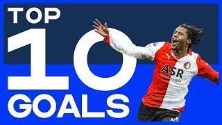 TOP 10 | De mooiste goals van Georginio Wijnaldum