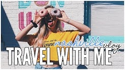 A WEEKEND IN NASHVILLE | Travel With Me