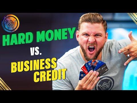 Should I Use Hard Money Instead Of Business Credit?