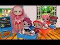Куклы ЛОЛ Сборник Мультфильмов 2 - Сюрпризы #Игрушки - Мультик Видео для детей | Данила плей тв