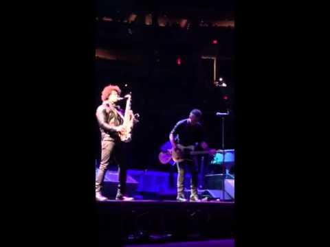 Drive all night Bruce Springsteen @ Verizon Center 1/29/16