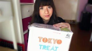 TokyoTreat Unboxing και δοκιμή των Snacks! (Ιαπωνικά Candies)