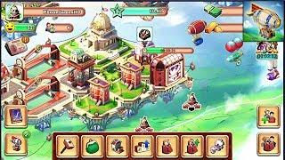 Big Company - Skytopia | Sky City Simulation - Game play trailer (IOS,Android)