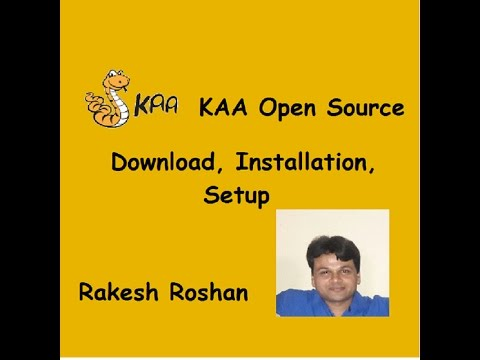 KAA Open Source for IoT platform: Download and Installation