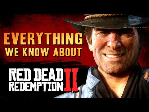 Red Dead Redemption 2 - Everything We Know So Far (Hands-on Previews Recap) thumbnail