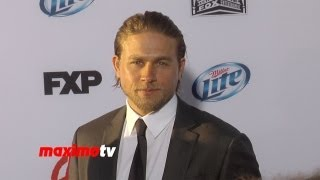 Charlie Hunnam, Maggie Siff, Theo Rossi. Kim Coates | Sons of Anarchy Season 6 Premiere