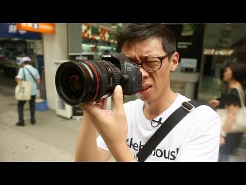 Canon 650D / T4i Hands-on Review