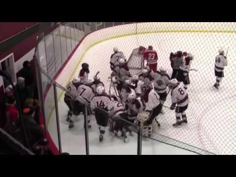 NCCS Game Winning Goal  2-23-16
