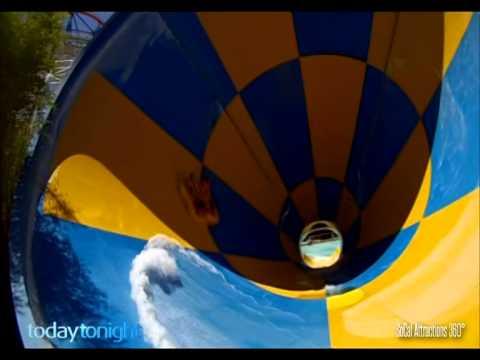 Today Tonight - Adventure World's $7 Million Slide