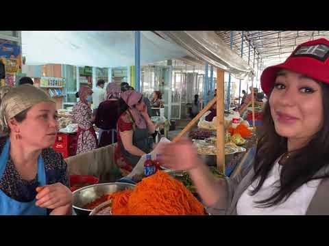 Uzbekistan! Шахрисабз. Как встретил восточный базар?