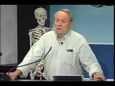 Darwinian Evolution and Christian Theism - Dr. Michael Ruse (Holiday Lectures on Science 2005)