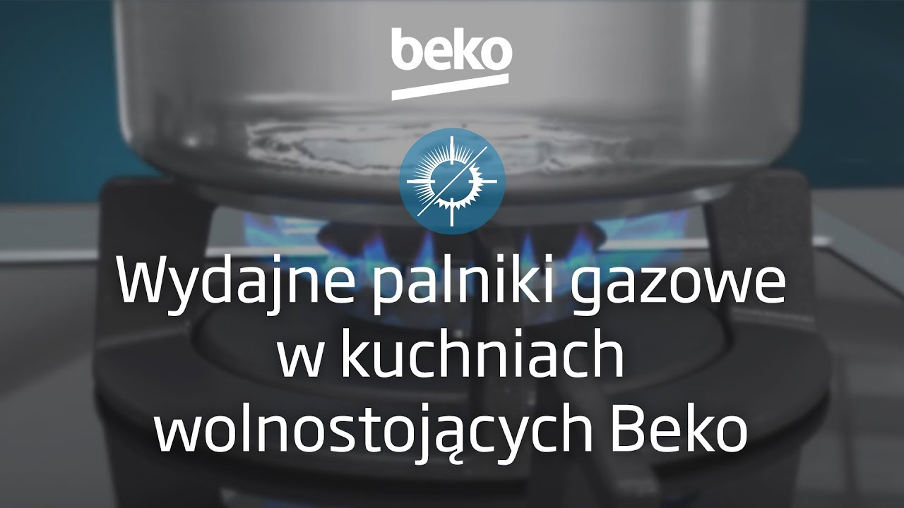Kuchenka Gazowo Elektryczna Fsm51331dxdt Beko