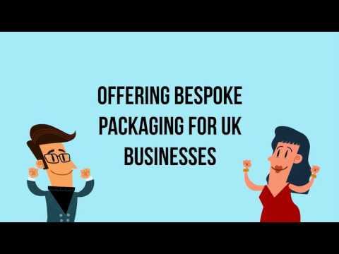 UK Bespoke Packaging Supplier For Businesses