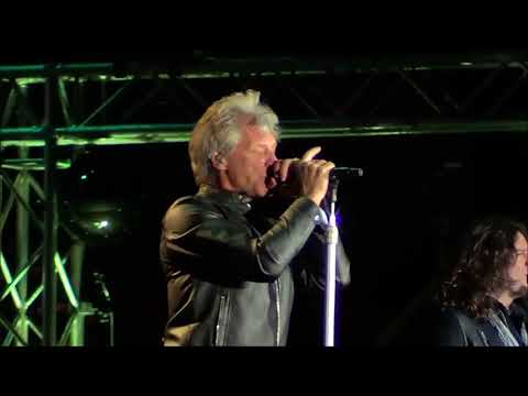 Bon Jovi - Santiago, Chile 2017.