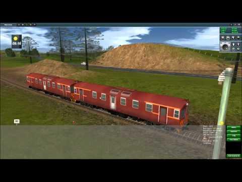 TRAIN WRECK! ~Random Summer Gaming~ Trainz!