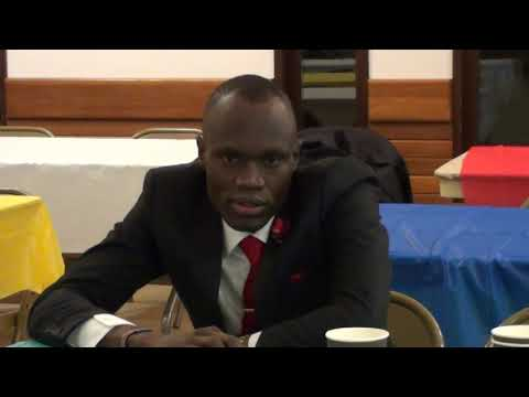 Greater Aweil Society in Alberta (GAS) Fundraising event part 1