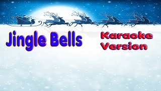 Christmas Songs Karaoke Lyrics: JINGLE BELLS - Karaoke for kids