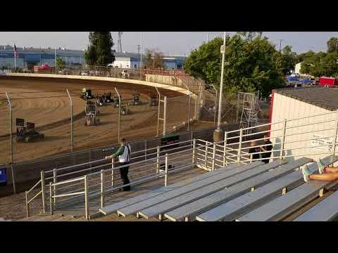 Jett #55 Delta Speedway 7-28-18 Heat #1