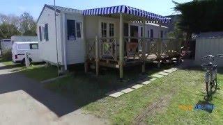 PIRIAC sur Mer - Mobil Home Coquelicots - Camping des Flots Bleus