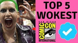 Gambar cover SJW'S Have Taken Over Comic-Con  #SDCC