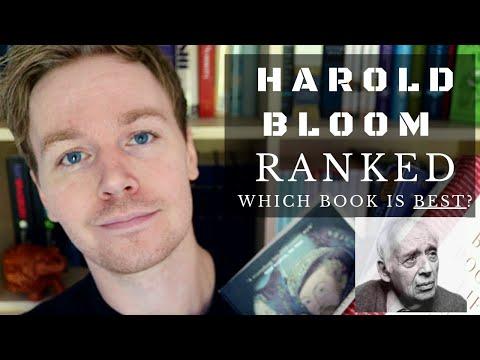 Harold Bloom's Best Books (Top 20 Ranked & Reviewed)