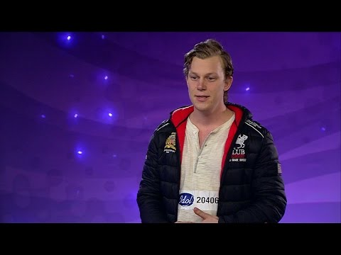 Andreas Ragnewall - With and without you (hela audition) - Idol Sverige (TV4)