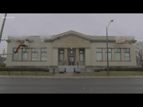 Unique Partnership Restoring Cleveland Public Library's Lorain Branch
