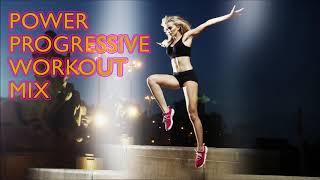 Power Progressive Workout Mix
