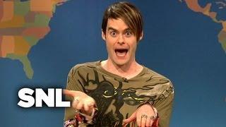 Weekend Update: Stefon's First Weekend Update - Saturday Night Live