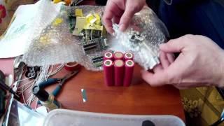 Переделка аккумулятора на Li-ion с балансировкой и увеличением емкости.