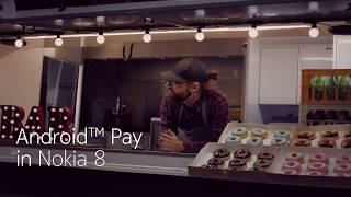"Nokia 8 - Android Pay - ""Wrotkarki"""