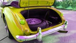 Car Documentary Austin Healey 2018 New Episode