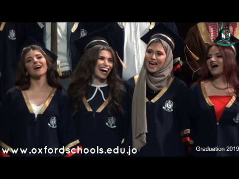 Oxford Schools Graduation 2019 - National Section