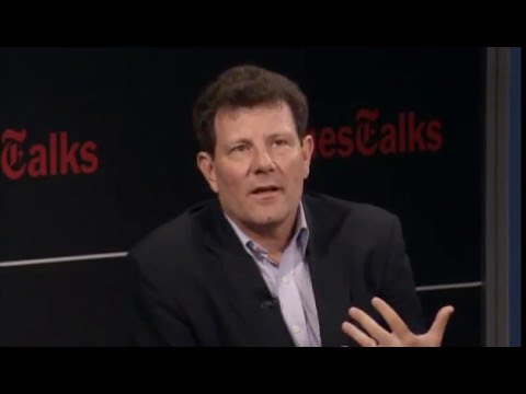 Nick Kristof | Interview | TImesTalks
