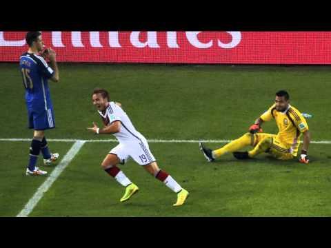 Alemania 1 Vs Argentina 0 Alemania Campeon Mundial