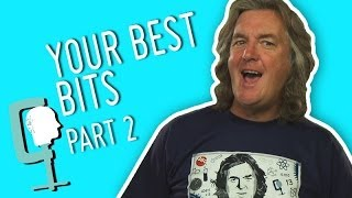 The best of James May's Q&A as chosen by you Volume 2 | Head Squeeze