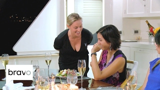 Below Deck: Sierra Storm's Salad Nightmare (Season 4, Episode 4) | Bravo