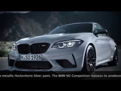 the new bmw m2 competition youtube. Black Bedroom Furniture Sets. Home Design Ideas