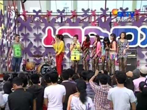 6Starz - Pretty Woman, Live Performed di INBOX (05/12) Courtesy SCTV