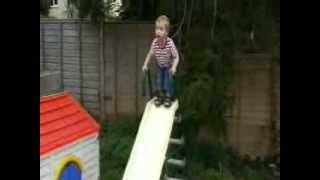Don't Jump on the Slide